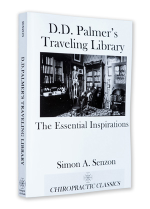 D.D. Palmer's Traveling Library by Simon Senzon
