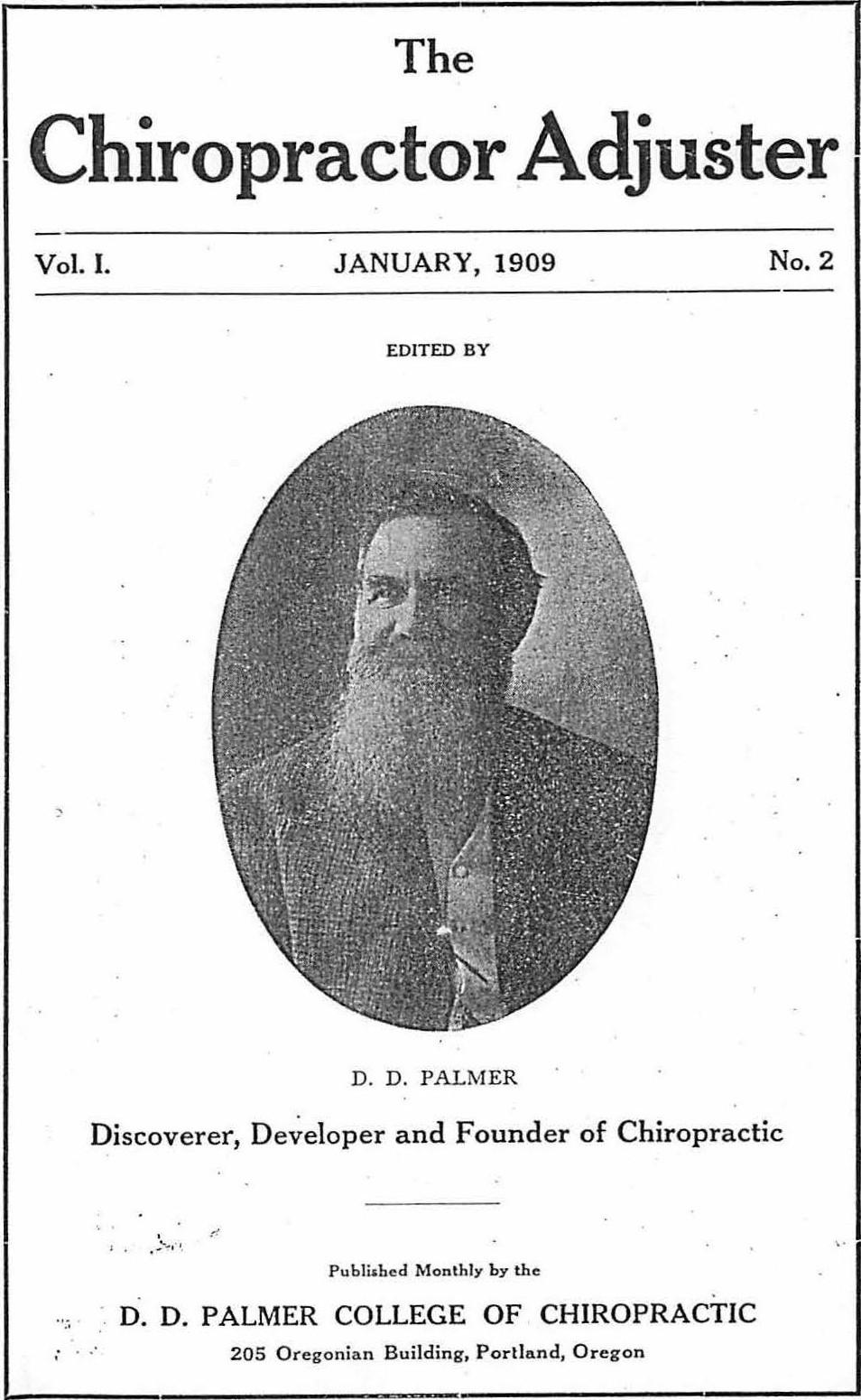 DD Palmer's Books